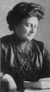 Maria Montessori (House of Childhood inc.))