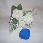 Katzenbällchen Blau