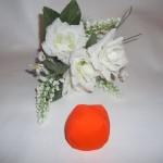 Katzenbällchen Orange